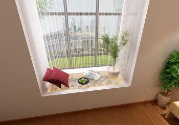 阳台窗台简约风格装修图片