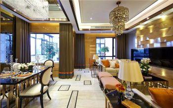 9.9万预算90平米三室两厅装修效果图