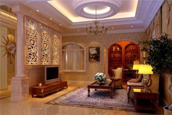 15万预算120平米四室两厅装修效果图