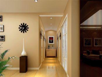 餐厅走廊现代简约风格装饰效果图
