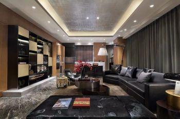 8.9万预算100平米三室两厅装修效果图