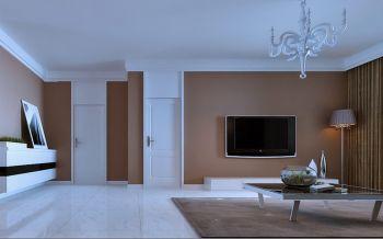 简约三居室装修案例效果图大全