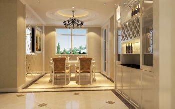 万达西地现代简约风格二居室装修图片
