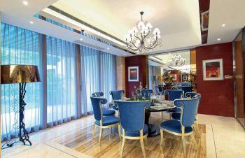 歐式風格四居室裝修案例設計圖大全