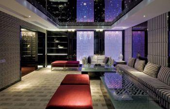 现代风混搭四居室装修图片