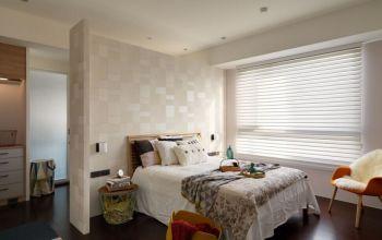 简约主义公寓家居装修实景案例图
