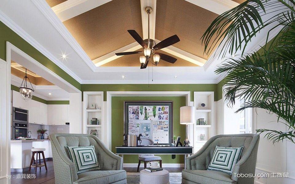 2020法式100平米图片 2020法式三居室装修设计图片