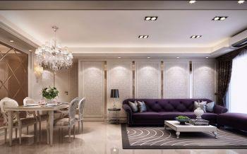 2021简欧80平米设计图片 2021简欧二居室装修设计