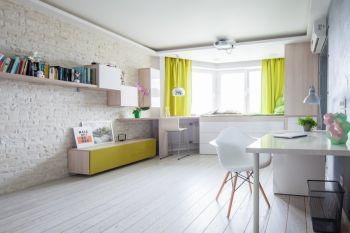 49平简约小面积单身家居装修效果图
