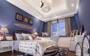 2021法式120平米装修效果图片 2021法式三居室装修设计图片
