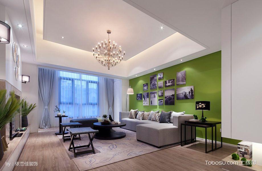 简约风格两室靓丽装修图片
