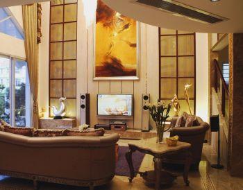 别墅装修欧式风格设计图片