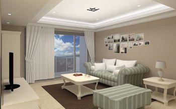 现代欧式简约小面积家居设计图片