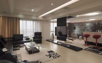 桂丹颐景园现代简约三室装修效果图