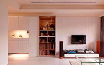 精致简约风格两房装修效果图