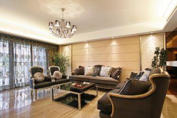 2020现代欧式100平米图片 2020现代欧式三居室装修设计图片