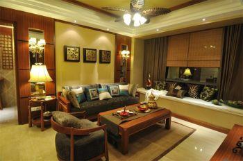 东南亚泰式风格家居装修效果图