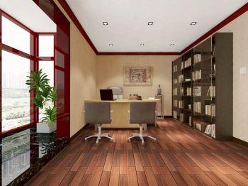 南开区水榭花园居住楼改造办公室装修效果图