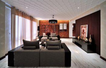 三居室家庭新古典风格装修图片