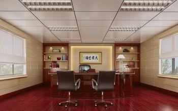 广西南宁办公大楼装修设计图