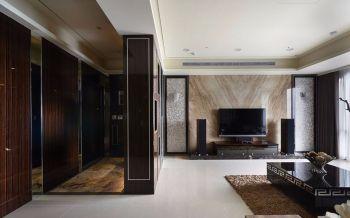 2021简约90平米效果图 2021简约套房设计图片