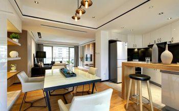 万科璞悦湾现代风格三室二厅装修图片