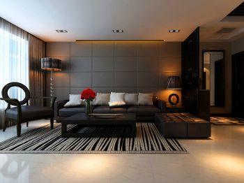 2019现代100平米图片 2019现代二居室装修设计