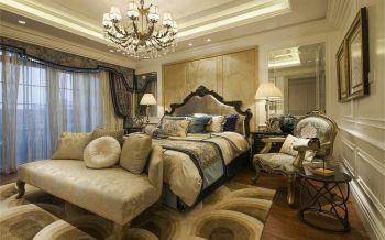 豪华别墅法式风格设计效果图