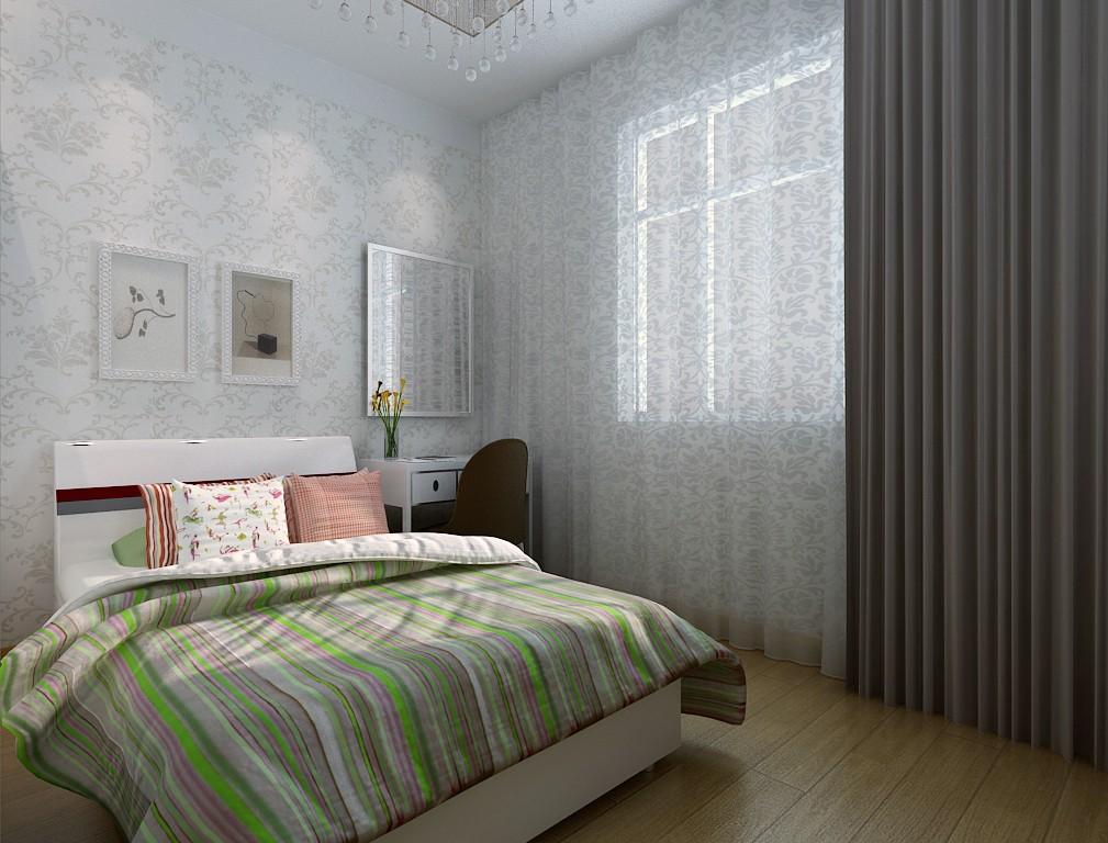3室2卫1厅101平米现代简约风格