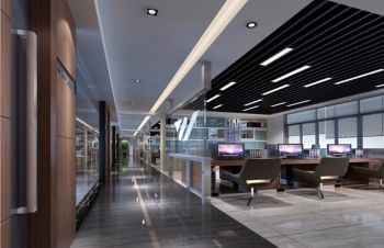 设计展示公司室内装修效果图