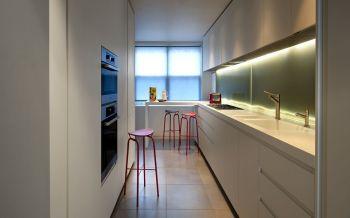 自建别墅现代简约风格装修效果图案例