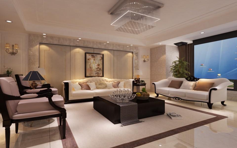 5室3卫2厅新古典风格