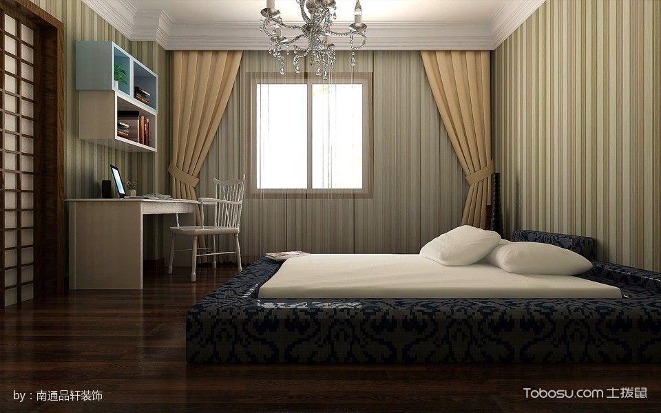 卧室榻榻米混搭风格装饰设计图片
