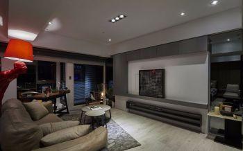 2020简约60平米装修效果图片 2020简约一居室装饰设计