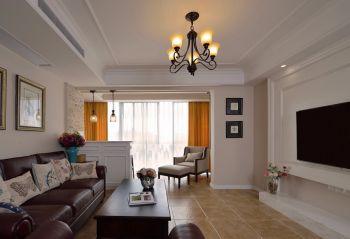 160平米复式家居美式装修图片