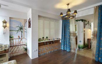 清新美式家庭两居装修图片