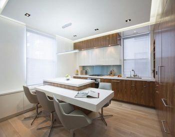 家庭三居室装修简约风格设计图片