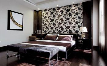 皇冠花园现代风格三居室装修图片