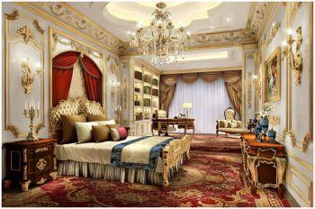 法式奢华式别墅装修效果图