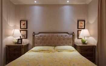 观山名筑法式风格二居室装修图片