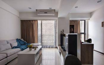 现代风格简单家装效果图