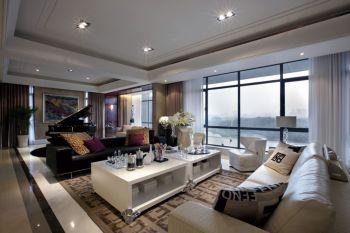 大户型舒适现代家居装修图片