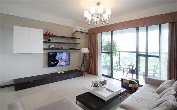 两居室现代简约风格90平装修效果图