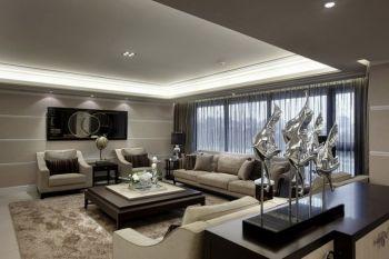 三房现代混搭风格案例图片