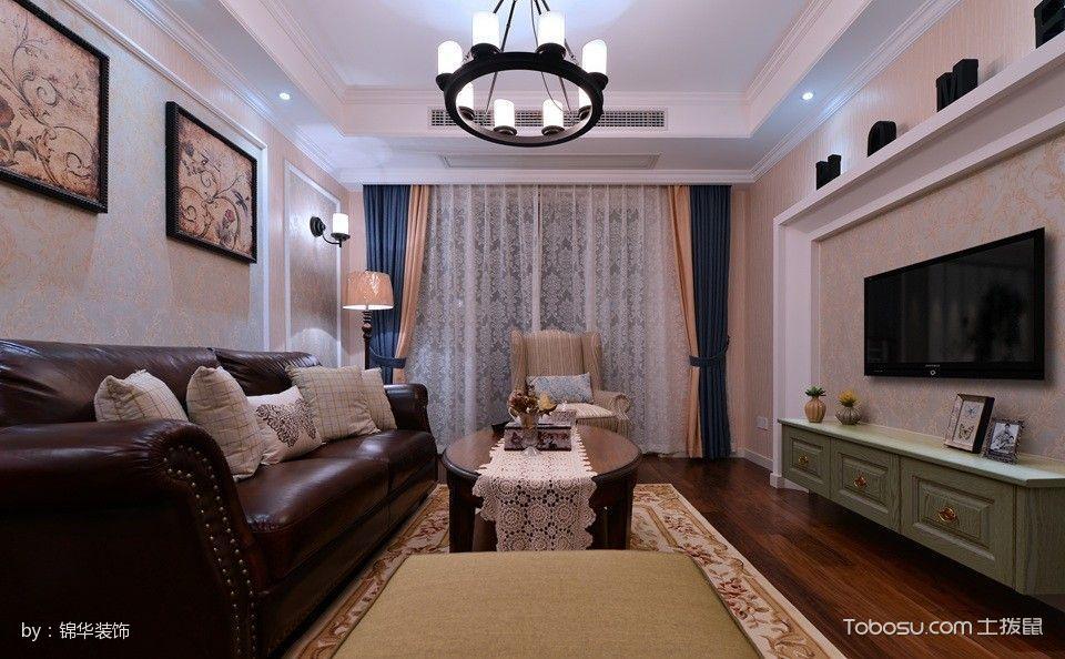 九龙仓繁华里两室一厅北欧风格实景图