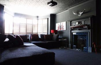 现代北欧简单三居室图片