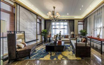 韩式混搭风两居室装修案例图片