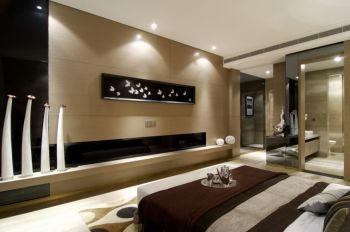嘉丰公馆现代三居室装修图片