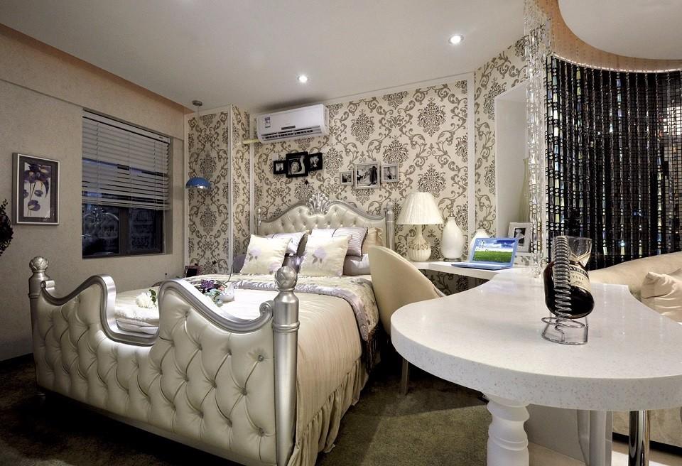 1室1衛2廳50平米現代簡約風格