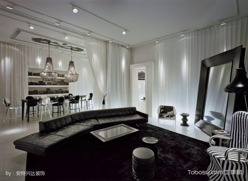 2020经典150平米效果图 2020经典三居室装修设计图片